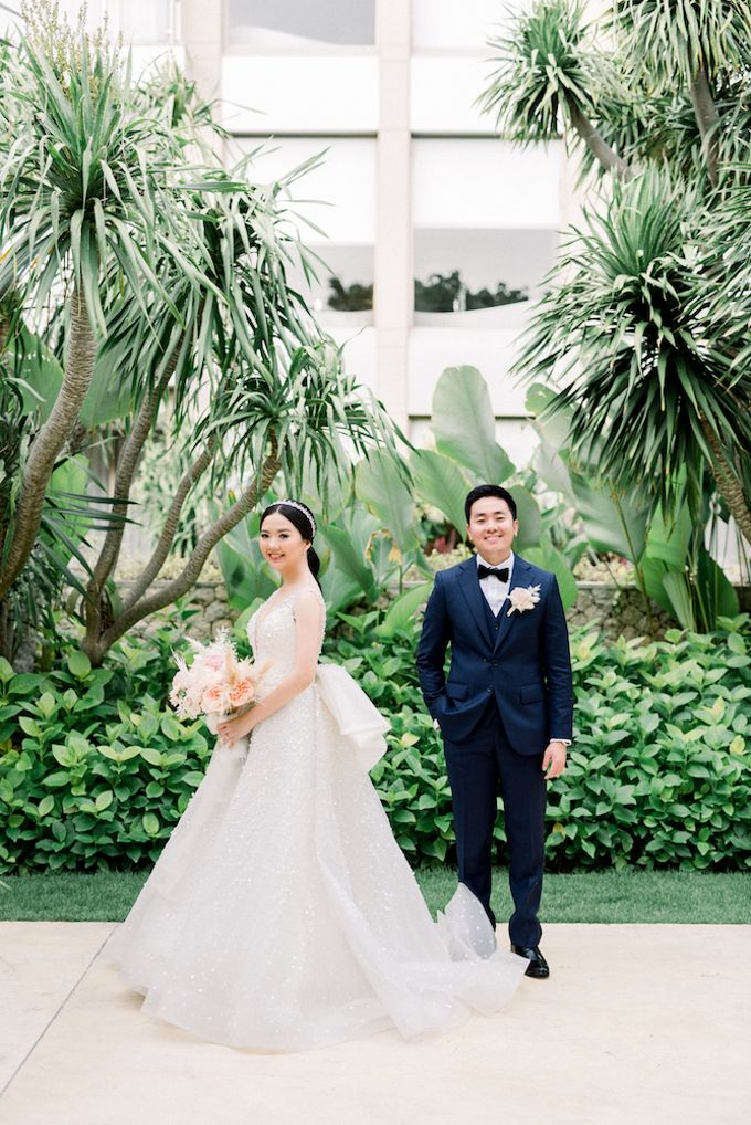 Gideon & Aktalisa Wedding by akustika bali enterprise - 001