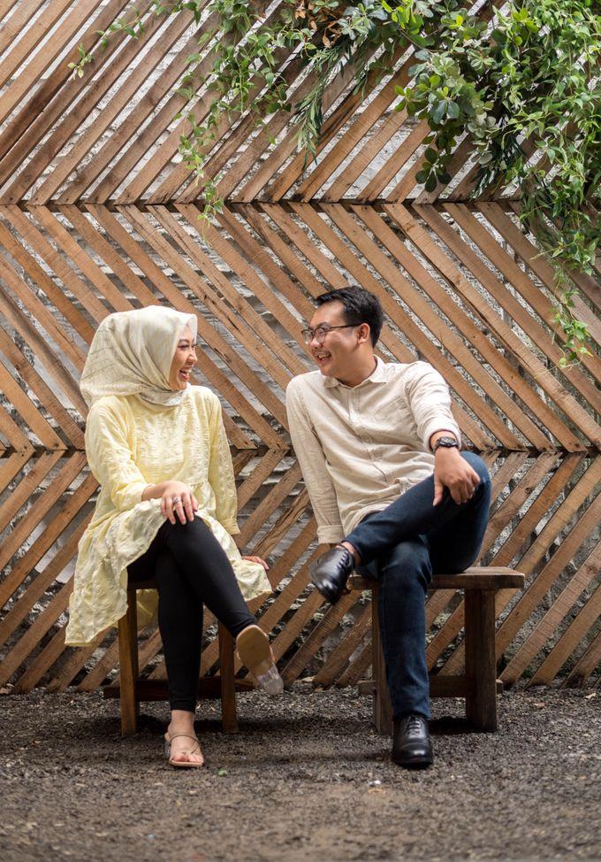 mini sesi pre wedding Dea dan Aldi (18 Oktober 2020) by Weddingscape - 013