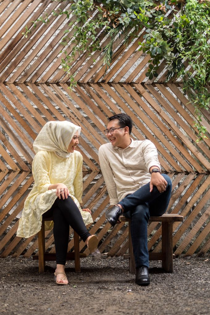 mini sesi pre wedding Dea dan Aldi (18 Oktober 2020) by Weddingscape - 014