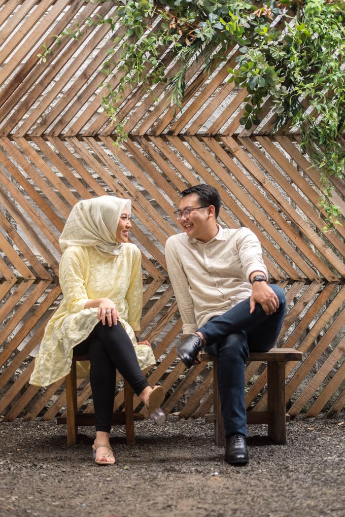 mini sesi pre wedding Dea dan Aldi (18 Oktober 2020) by Weddingscape - 015