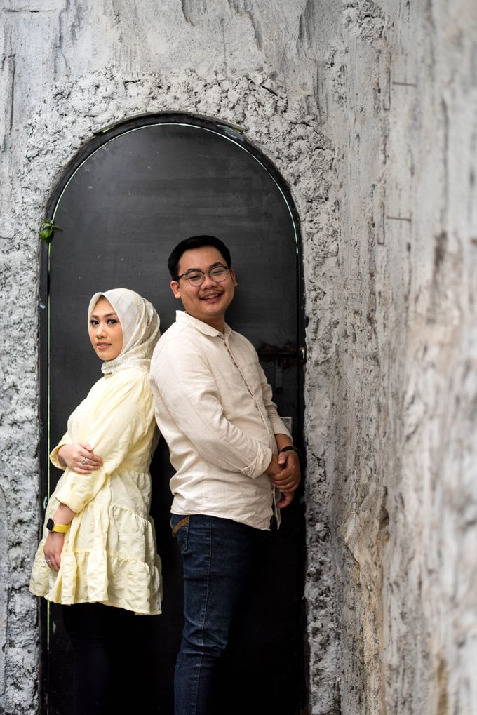 mini sesi pre wedding Dea dan Aldi (18 Oktober 2020) by Weddingscape - 016