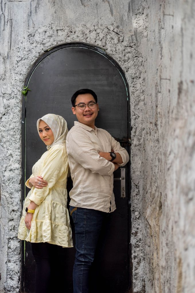 mini sesi pre wedding Dea dan Aldi (18 Oktober 2020) by Weddingscape - 017