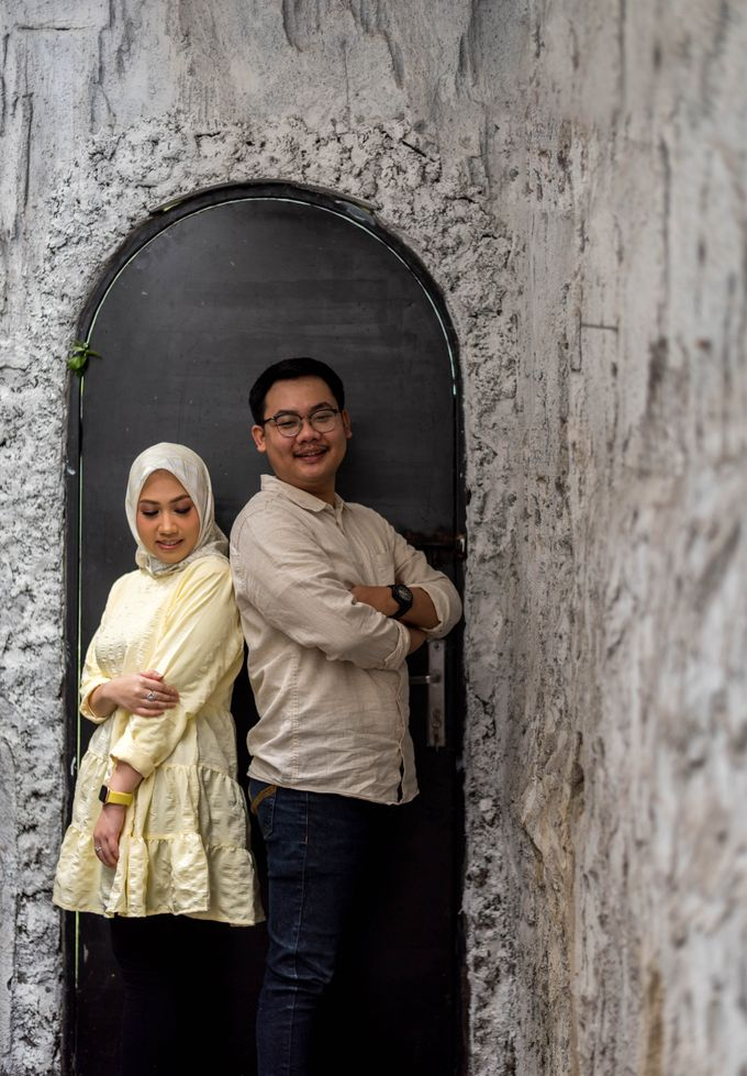 mini sesi pre wedding Dea dan Aldi (18 Oktober 2020) by Weddingscape - 018