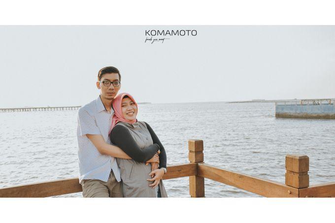 Prewedding Citra & Firman by komamoto - 027