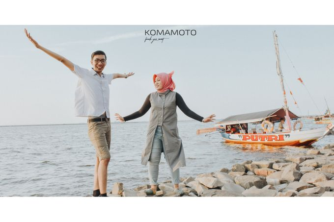 Prewedding Citra & Firman by komamoto - 028
