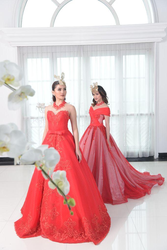 RED DRESS by natalia soetjipto - 023
