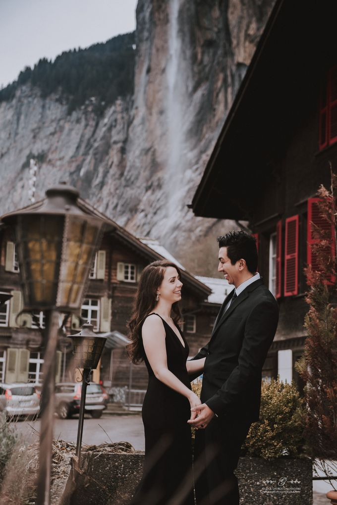 Swiss Alps Pre Wedding Photo Shoot by George Chalkiadakis Pro Art Photography - 004