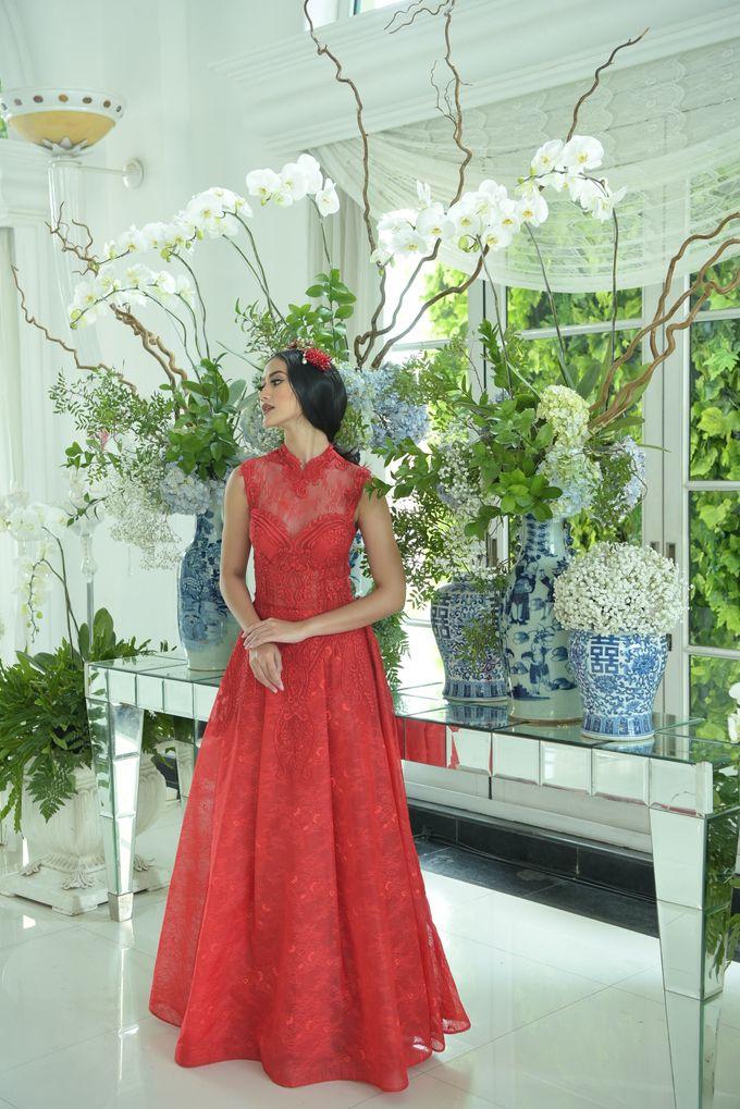RED DRESS by natalia soetjipto - 025