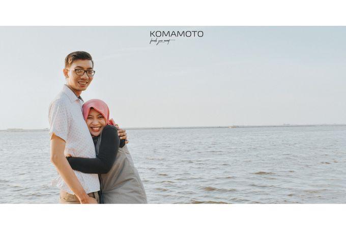 Prewedding Citra & Firman by komamoto - 029