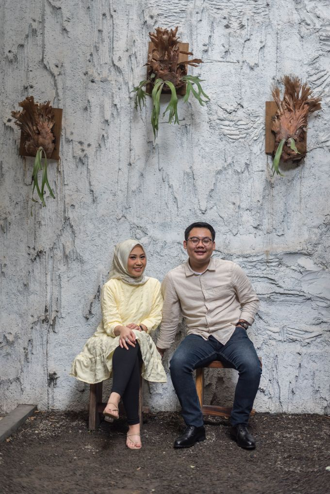 mini sesi pre wedding Dea dan Aldi (18 Oktober 2020) by Weddingscape - 021