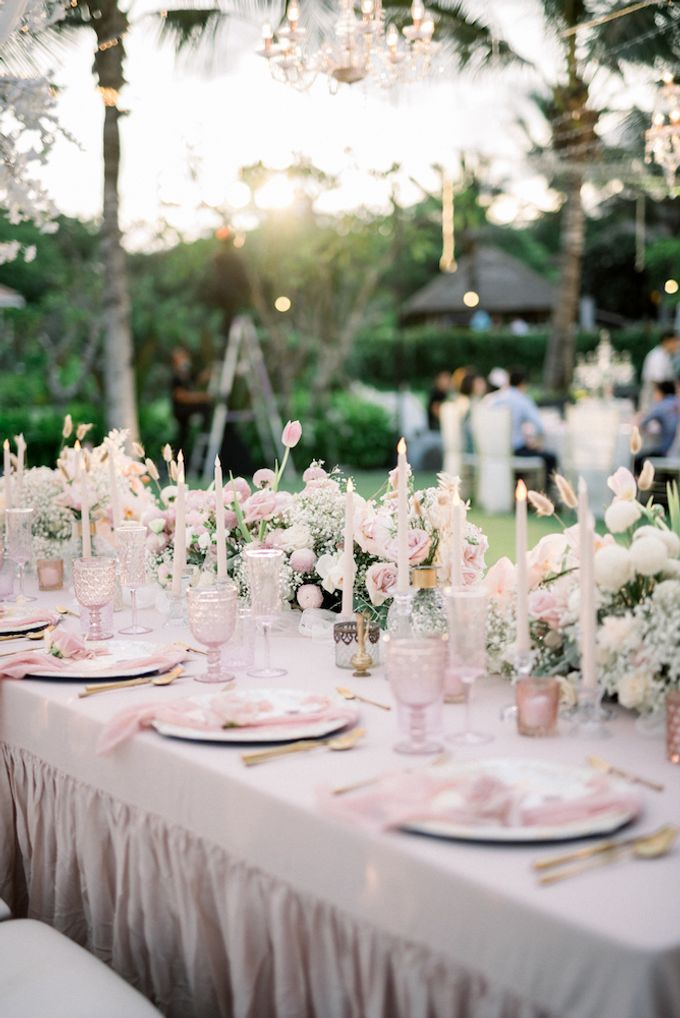 Gideon & Aktalisa Wedding by akustika bali enterprise - 015