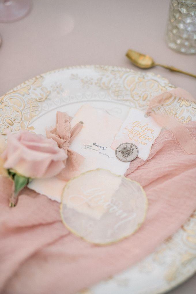 Gideon & Aktalisa Wedding by Tefillah Wedding - 013