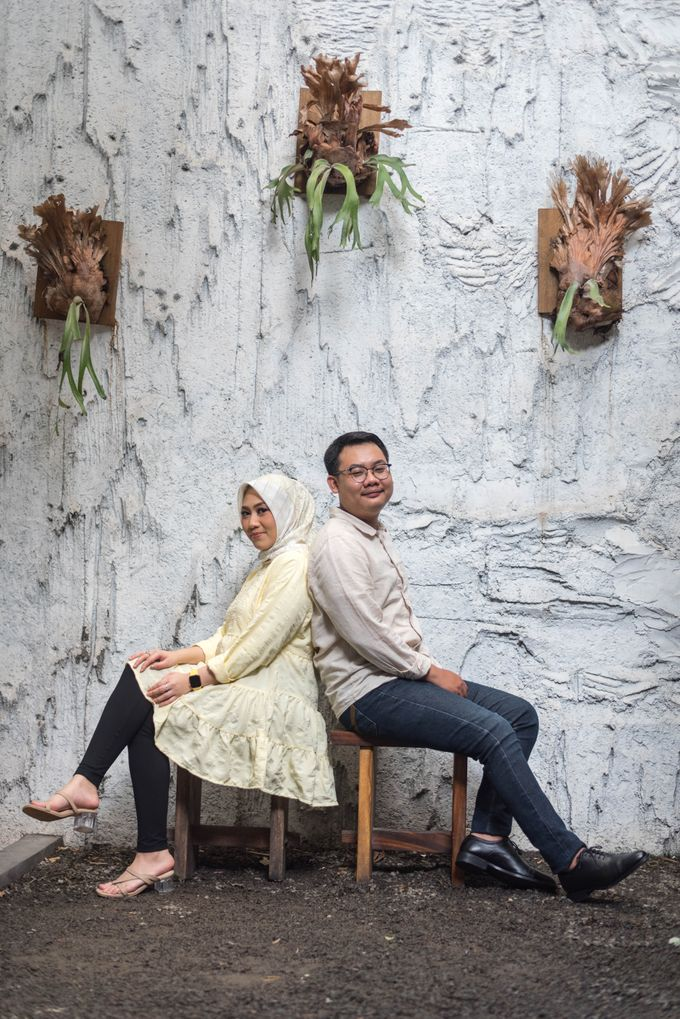 mini sesi pre wedding Dea dan Aldi (18 Oktober 2020) by Weddingscape - 022
