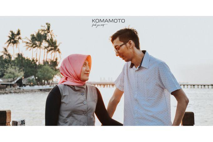 Prewedding Citra & Firman by komamoto - 030