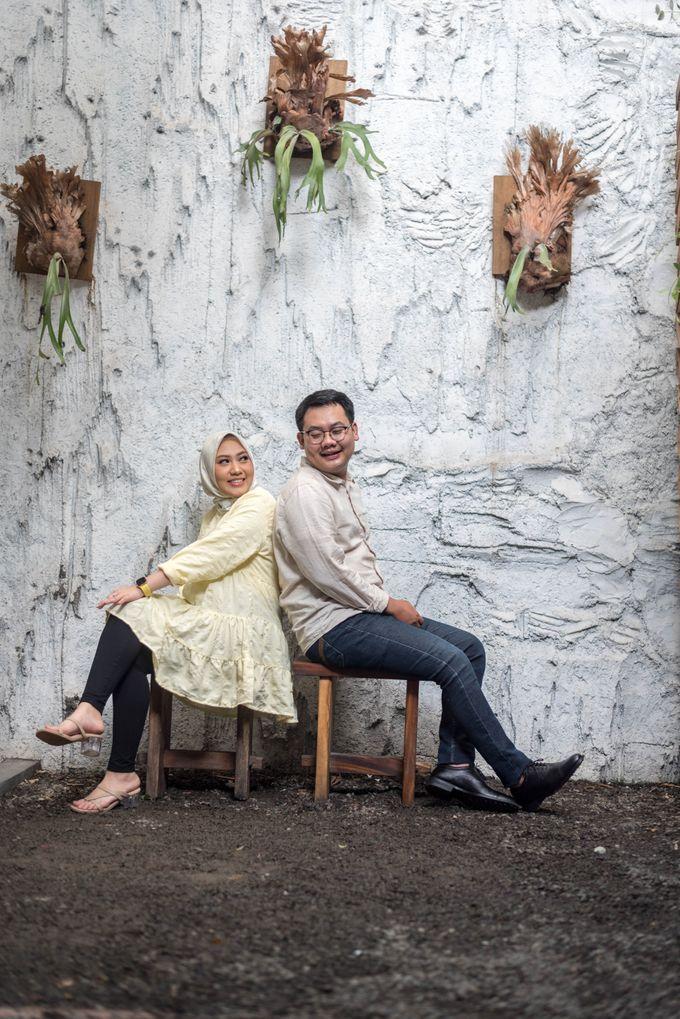mini sesi pre wedding Dea dan Aldi (18 Oktober 2020) by Weddingscape - 023
