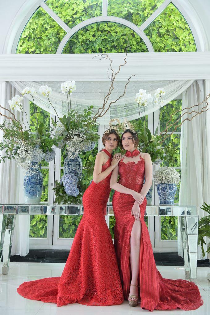 RED DRESS by natalia soetjipto - 026