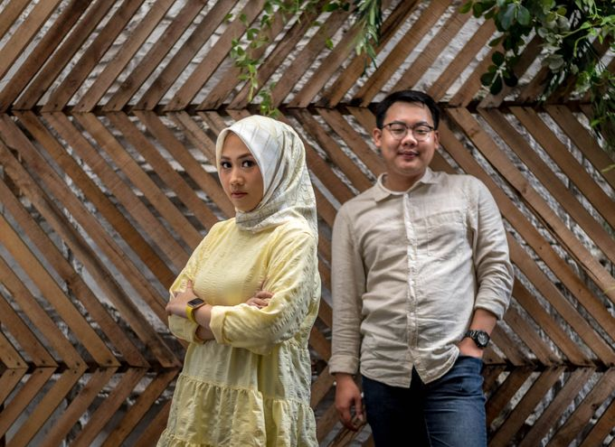 mini sesi pre wedding Dea dan Aldi (18 Oktober 2020) by Weddingscape - 024