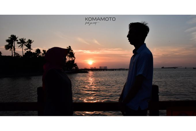 Prewedding Citra & Firman by komamoto - 031