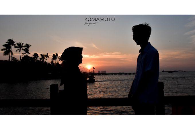 Prewedding Citra & Firman by komamoto - 032