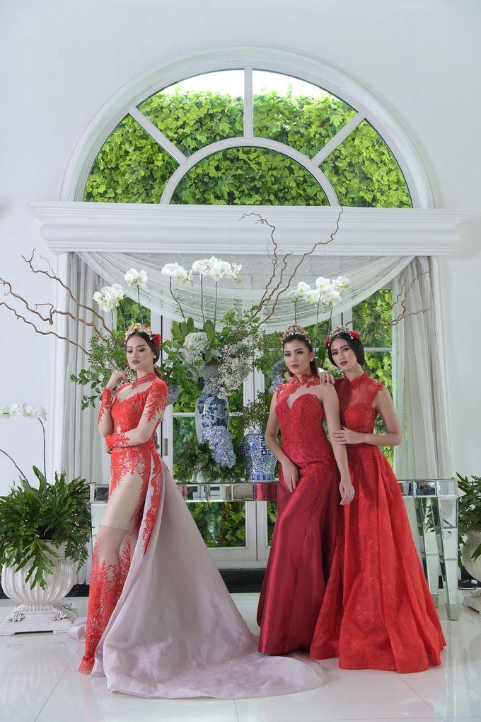 RED DRESS by natalia soetjipto - 027