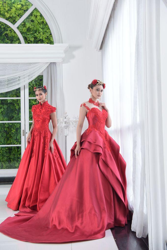 RED DRESS by natalia soetjipto - 028