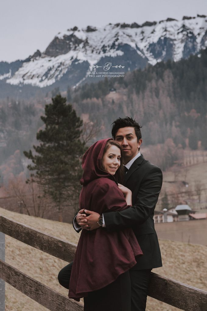 Swiss Alps Pre Wedding Photo Shoot by George Chalkiadakis Pro Art Photography - 019