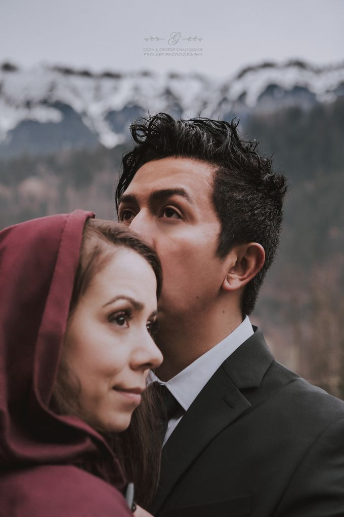Swiss Alps Pre Wedding Photo Shoot by George Chalkiadakis Pro Art Photography - 020