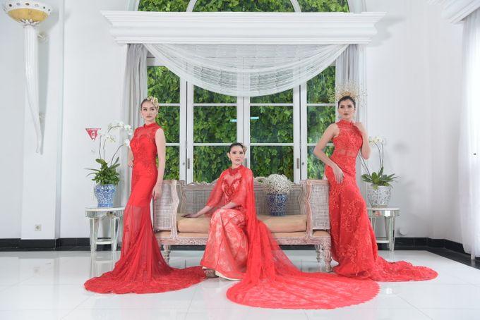 RED DRESS by natalia soetjipto - 030