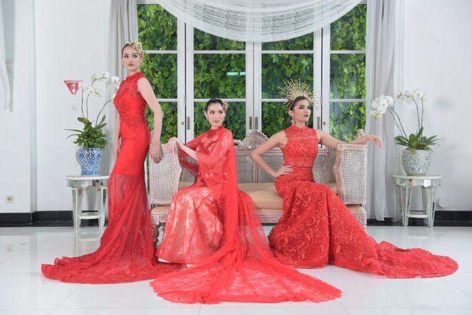 RED DRESS by natalia soetjipto - 031