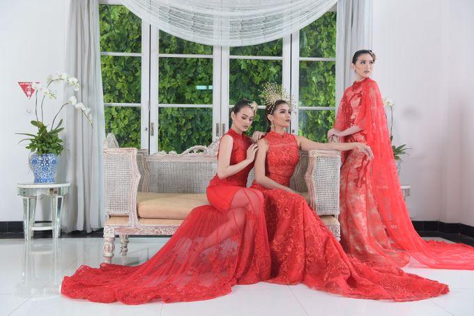 RED DRESS by natalia soetjipto - 032