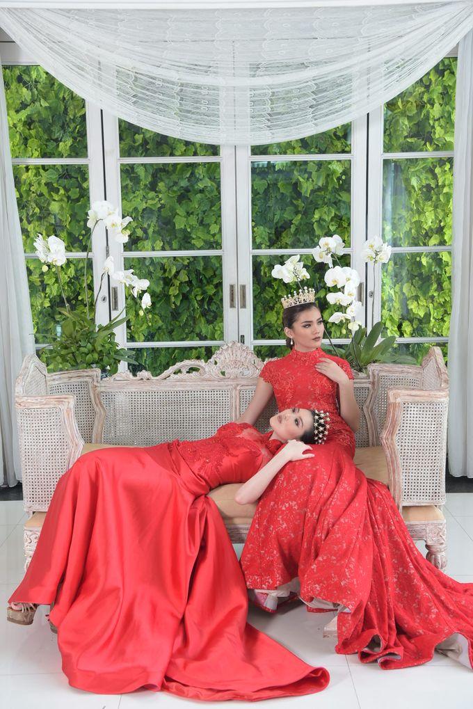RED DRESS by natalia soetjipto - 033