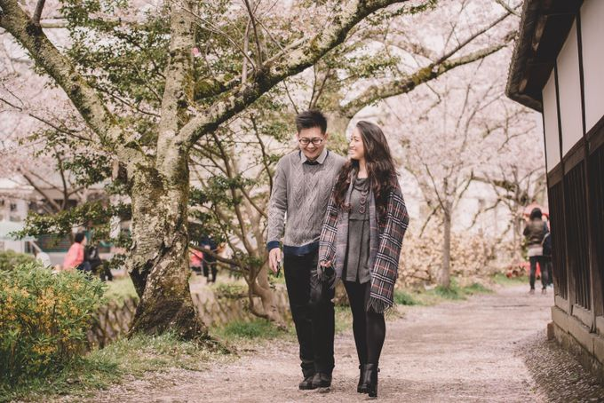 Prewedding Japan by Rosemerry Pictures - 001