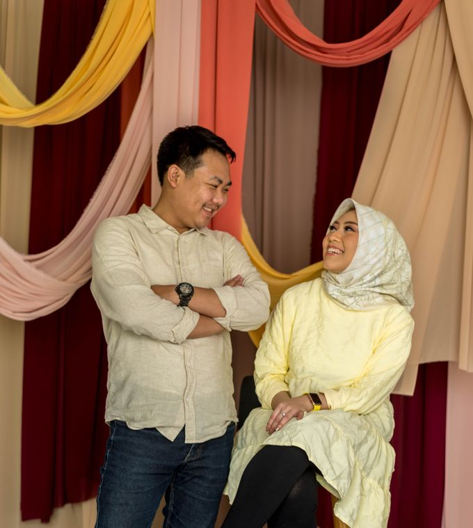 mini sesi pre wedding Dea dan Aldi (18 Oktober 2020) by Weddingscape - 025