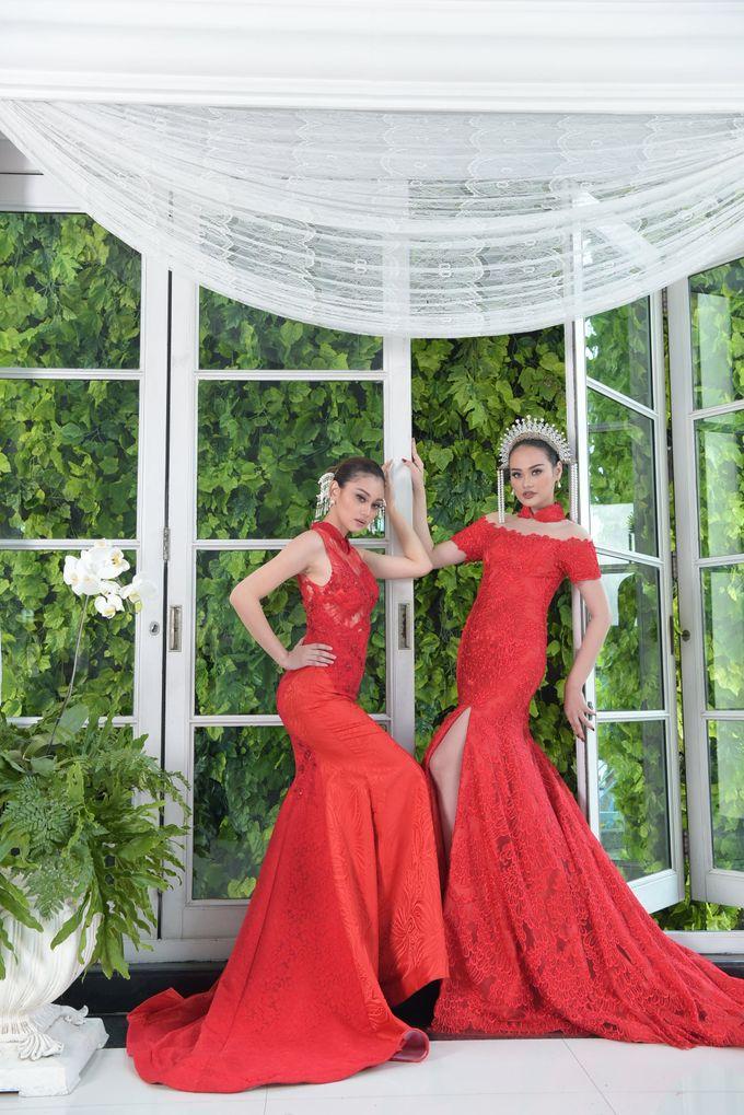 RED DRESS by natalia soetjipto - 034