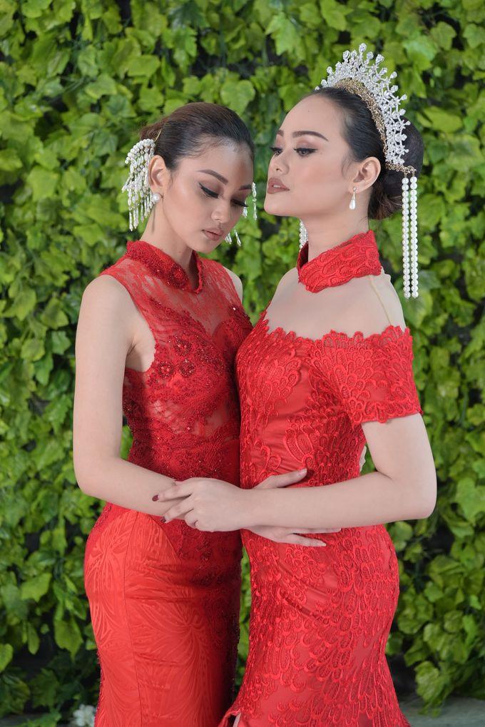 RED DRESS by natalia soetjipto - 035