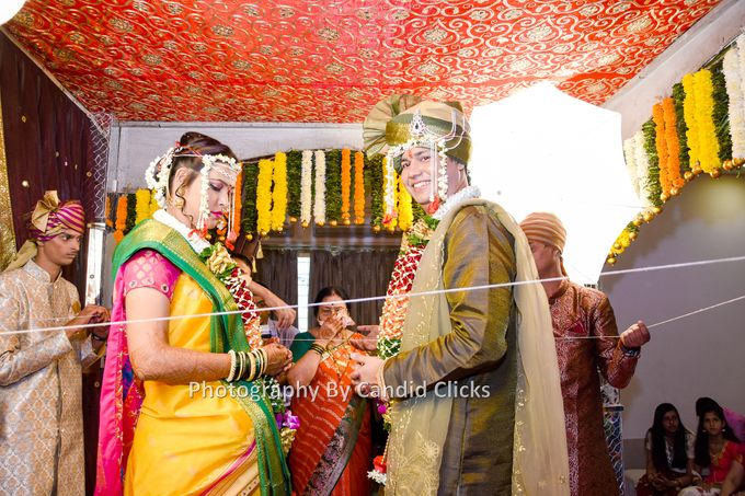 Rohit Weds Neha by Candid Clicks - 012