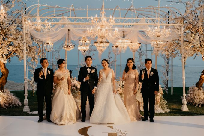 Gideon & Aktalisa Wedding by akustika bali enterprise - 017