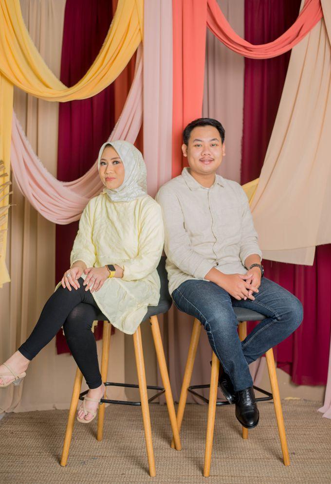 mini sesi pre wedding Dea dan Aldi (18 Oktober 2020) by Weddingscape - 026
