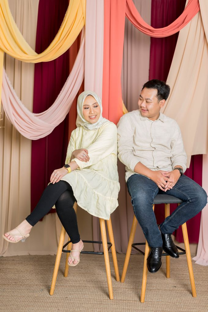 mini sesi pre wedding Dea dan Aldi (18 Oktober 2020) by Weddingscape - 027