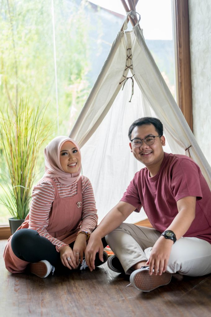 mini sesi pre wedding Dea dan Aldi (18 Oktober 2020) by Weddingscape - 028