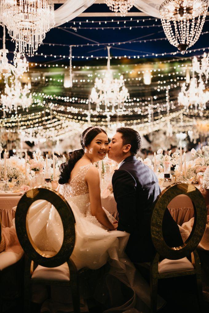 Gideon & Aktalisa Wedding by Tefillah Wedding - 017