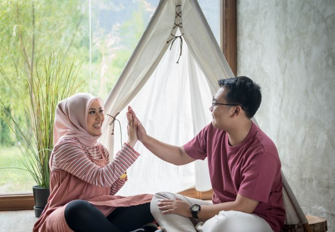 mini sesi pre wedding Dea dan Aldi (18 Oktober 2020) by Weddingscape - 029