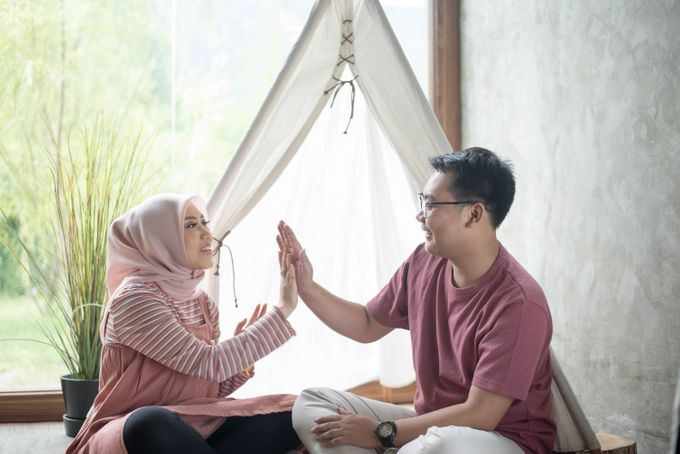 mini sesi pre wedding Dea dan Aldi (18 Oktober 2020) by Weddingscape - 030