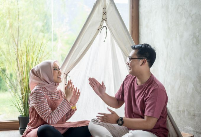 mini sesi pre wedding Dea dan Aldi (18 Oktober 2020) by Weddingscape - 031