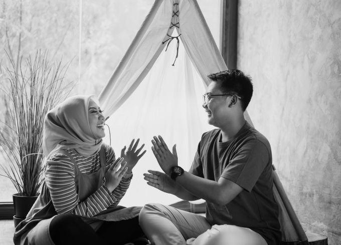 mini sesi pre wedding Dea dan Aldi (18 Oktober 2020) by Weddingscape - 032