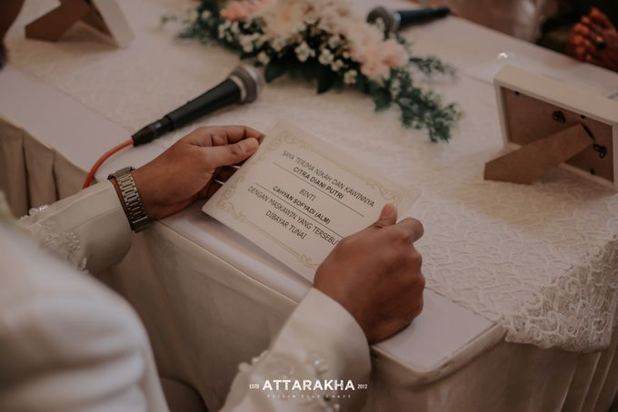 Wedding Citra & Nouval by Attarakha Fotografi - 010