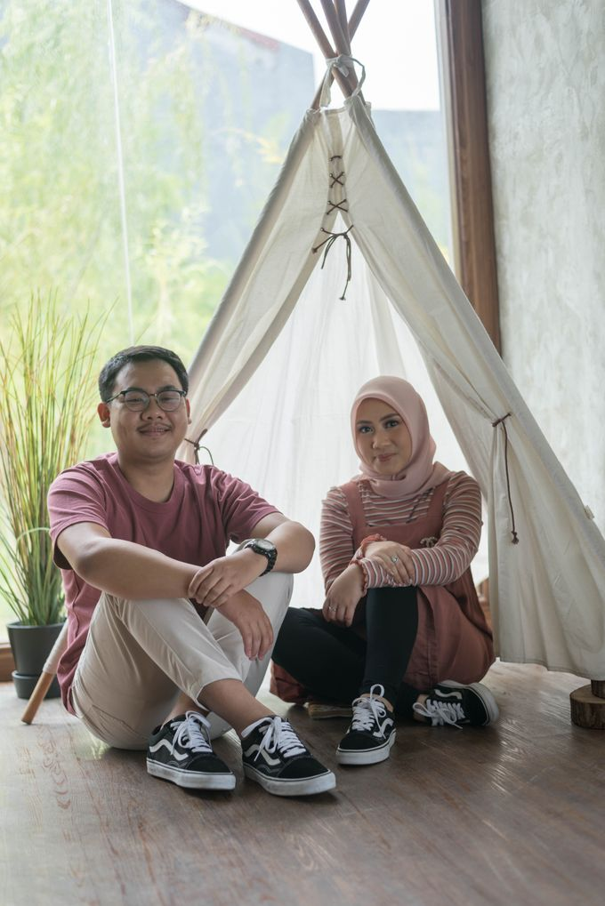 mini sesi pre wedding Dea dan Aldi (18 Oktober 2020) by Weddingscape - 033