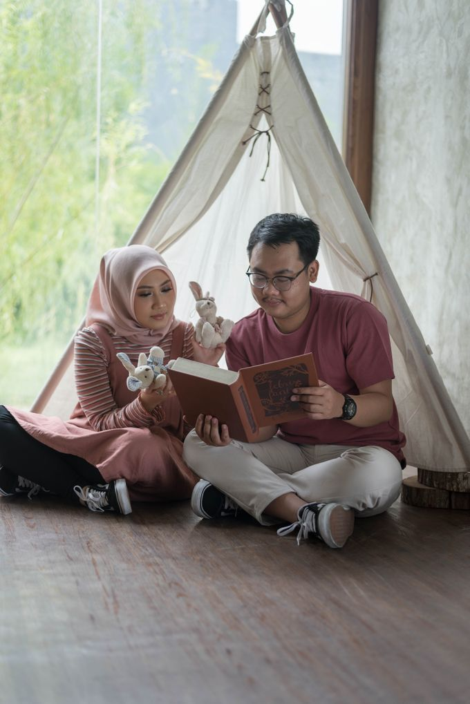 mini sesi pre wedding Dea dan Aldi (18 Oktober 2020) by Weddingscape - 035