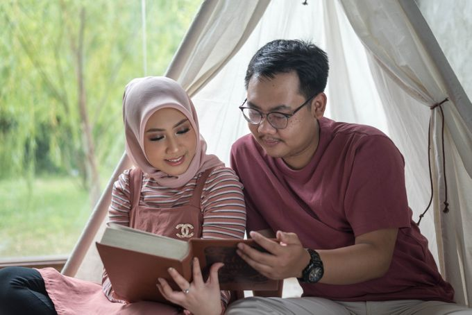 mini sesi pre wedding Dea dan Aldi (18 Oktober 2020) by Weddingscape - 037