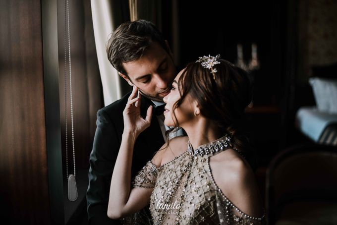 Filipo & Margareth Widding at The Hermitage Jakarta by Lumilo Photography - 021